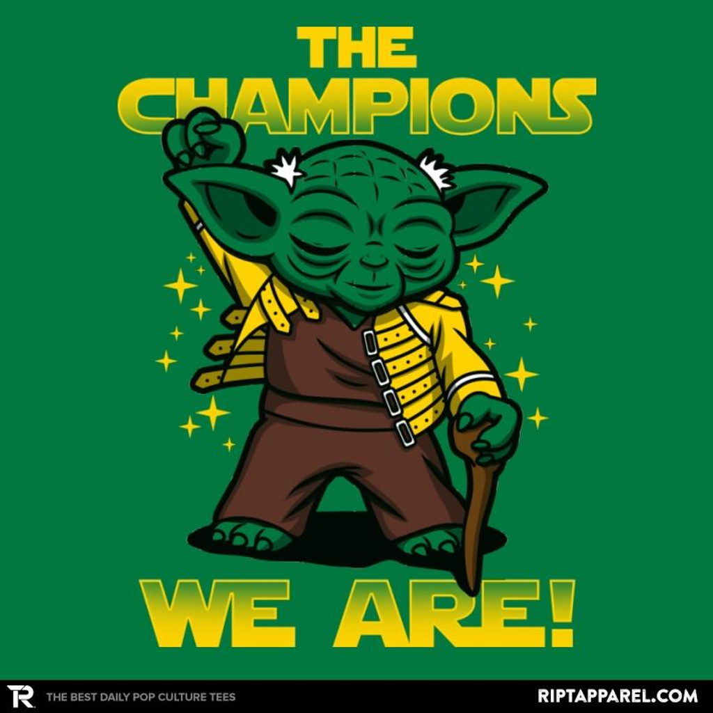 Ript: The Champions We Are