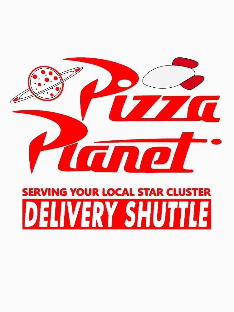 RedBubble: Pizza Planet