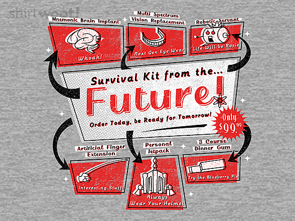 Woot!: Retro Future Kit