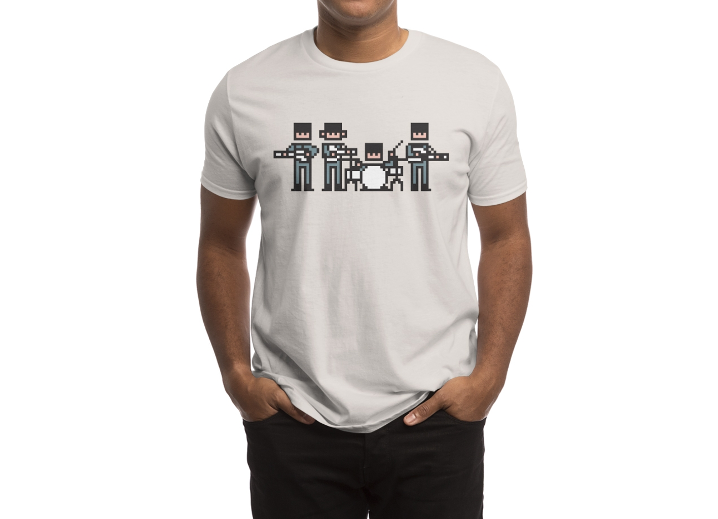 Threadless: The Bitles
