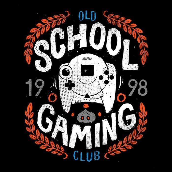 Once Upon a Tee: Dreamers Gaming Club