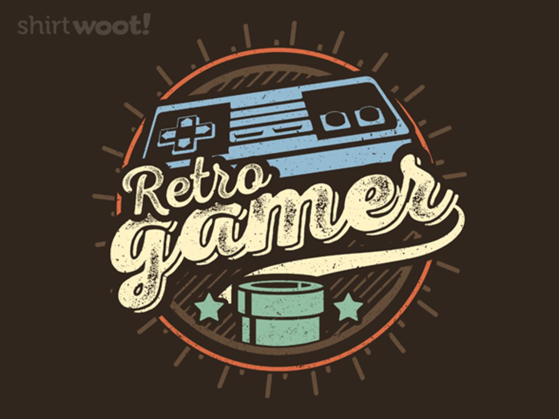 Woot!: Retro Gamer 4 Life