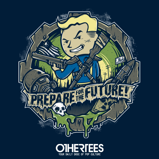 OtherTees: Prepare for the Future