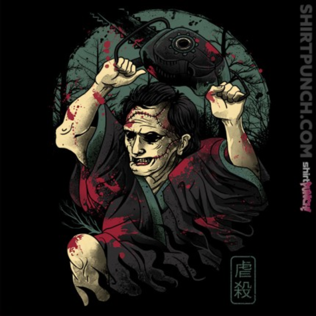 ShirtPunch: The Samurai Massacre
