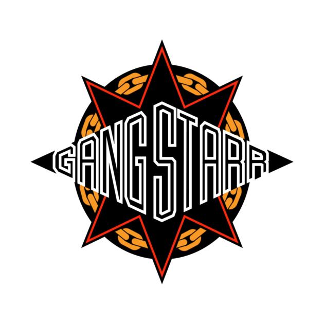 TeePublic: Gangstarr Logo