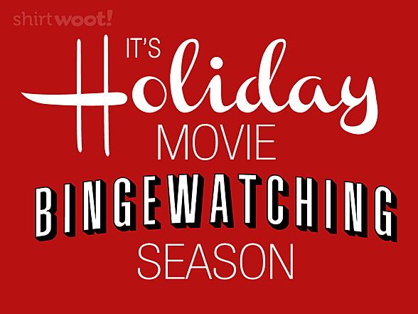 Woot!: Holiday Movie Season