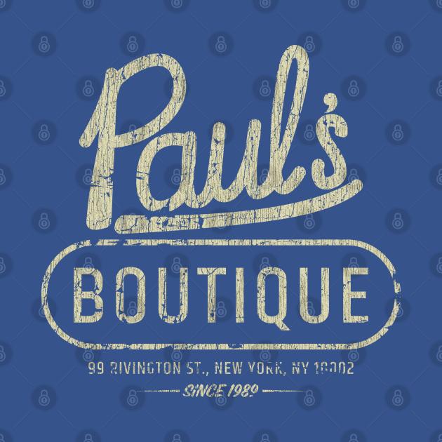 TeePublic: Paul's Boutique New York