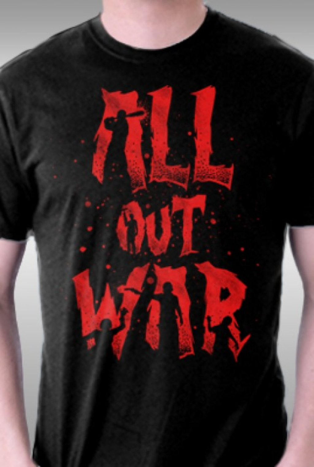 TeeFury: All Out War