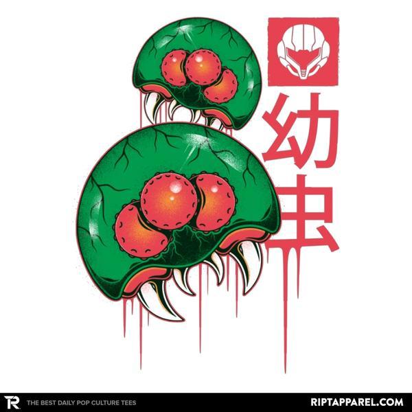 Ript: The Larvas
