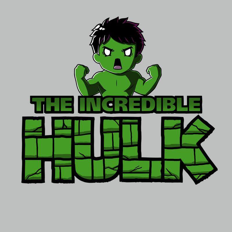 TeeTurtle: The Incredible Hulk Shirt