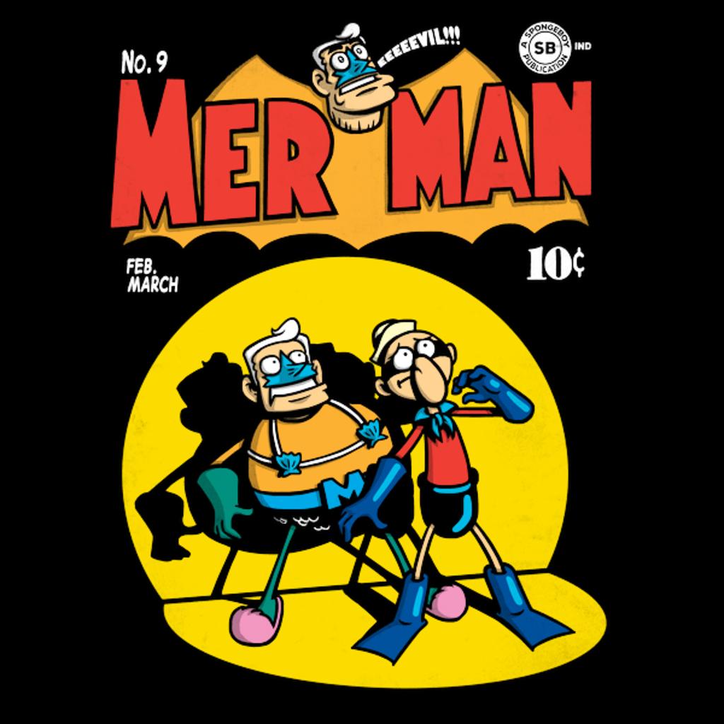 NeatoShop: Mer Man