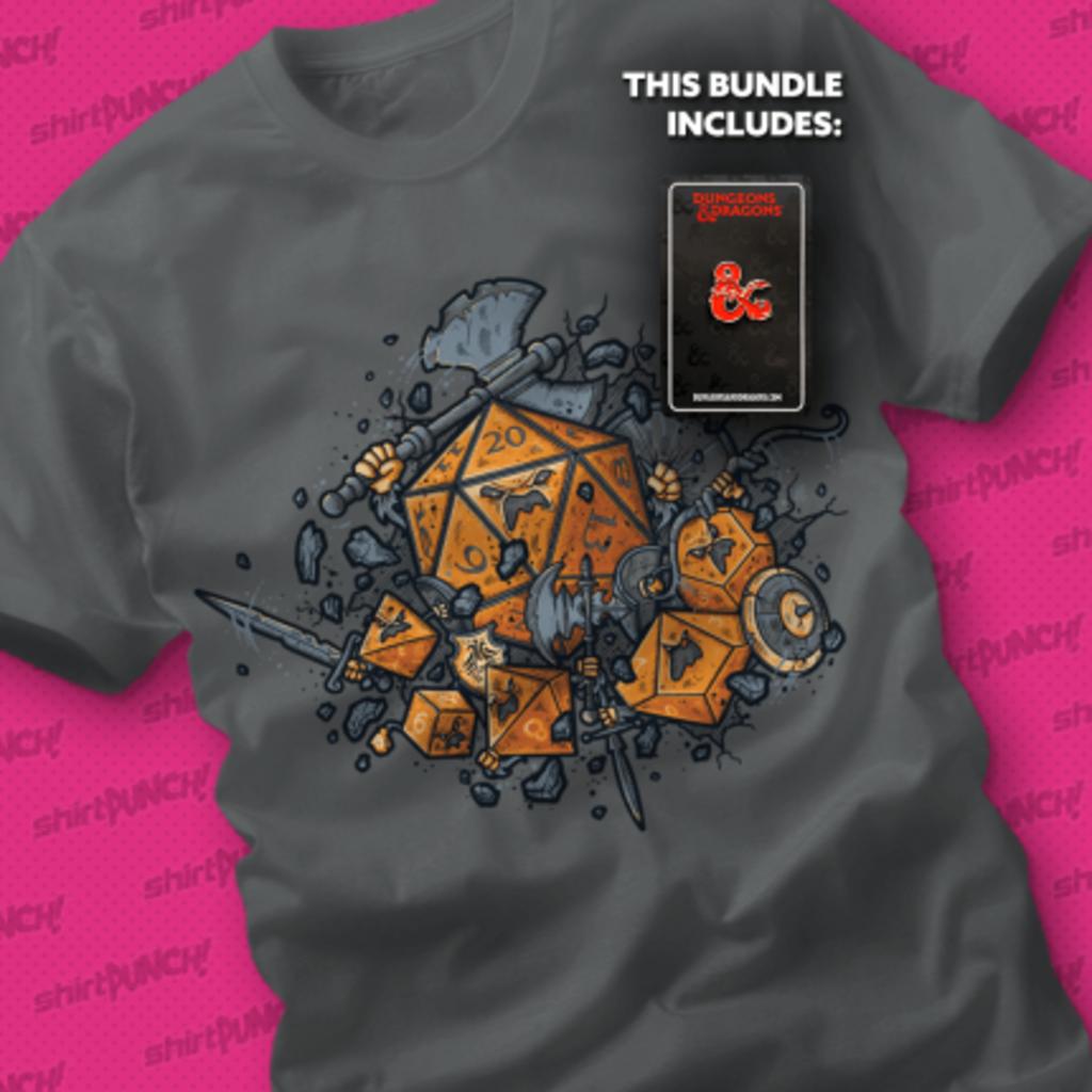 ShirtPunch: Natural 20 Bundle