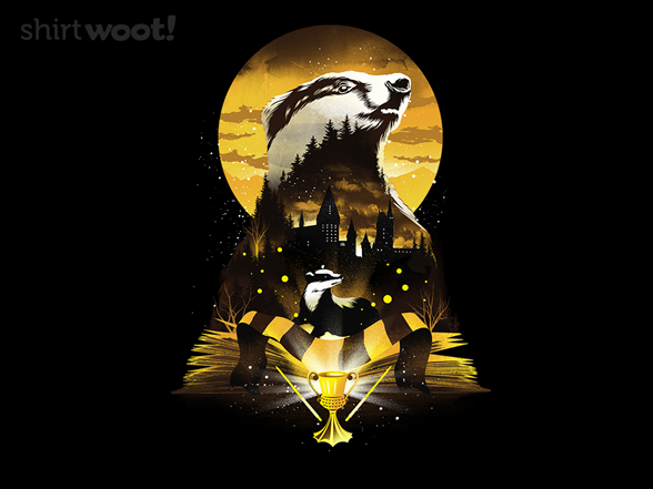 Woot!: Book of Badgers