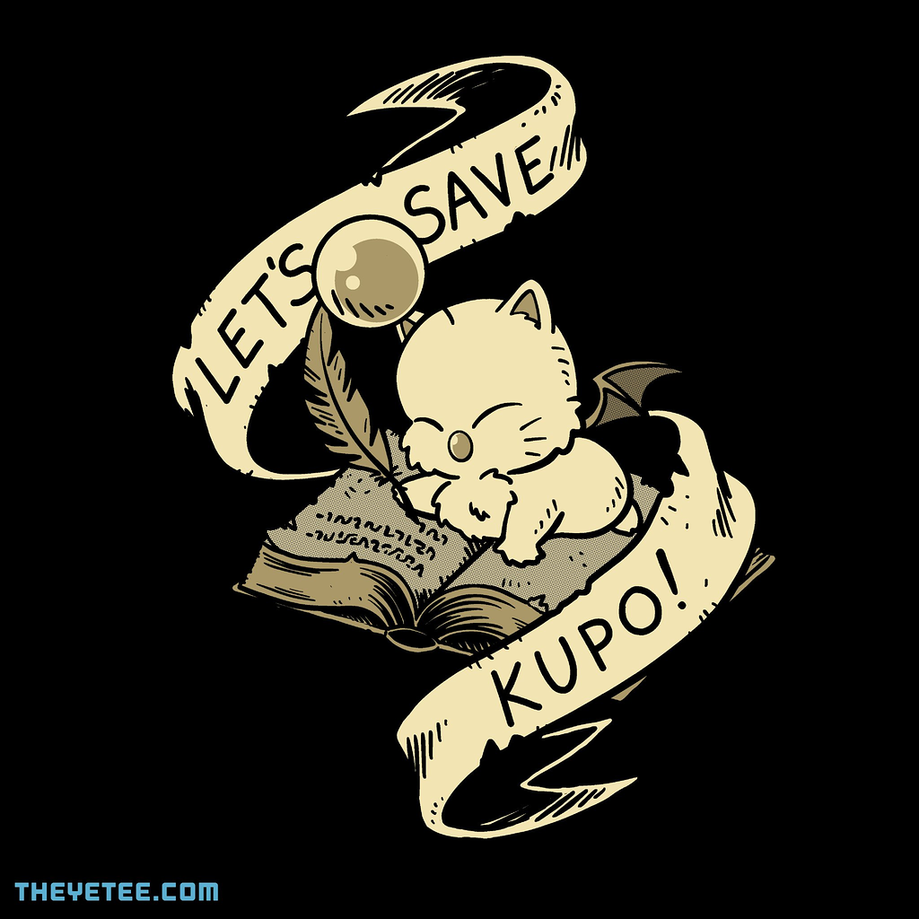 The Yetee: Let's Save