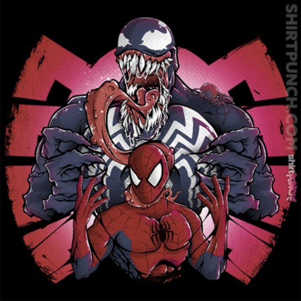 ShirtPunch: Symbiote Outbreak