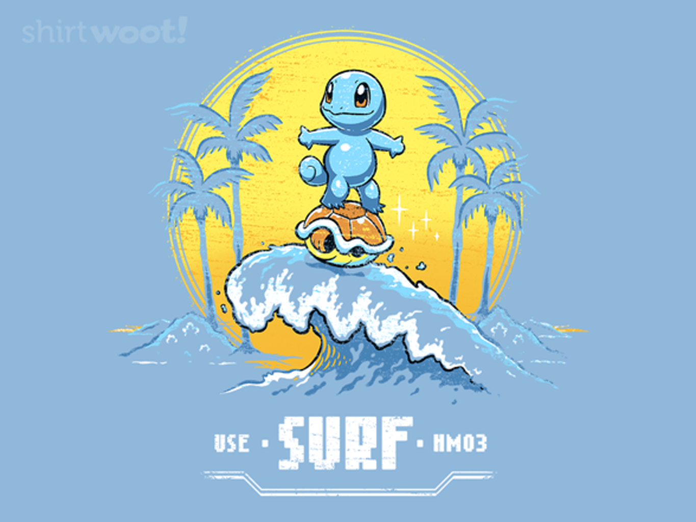 Woot!: HM03 Surf
