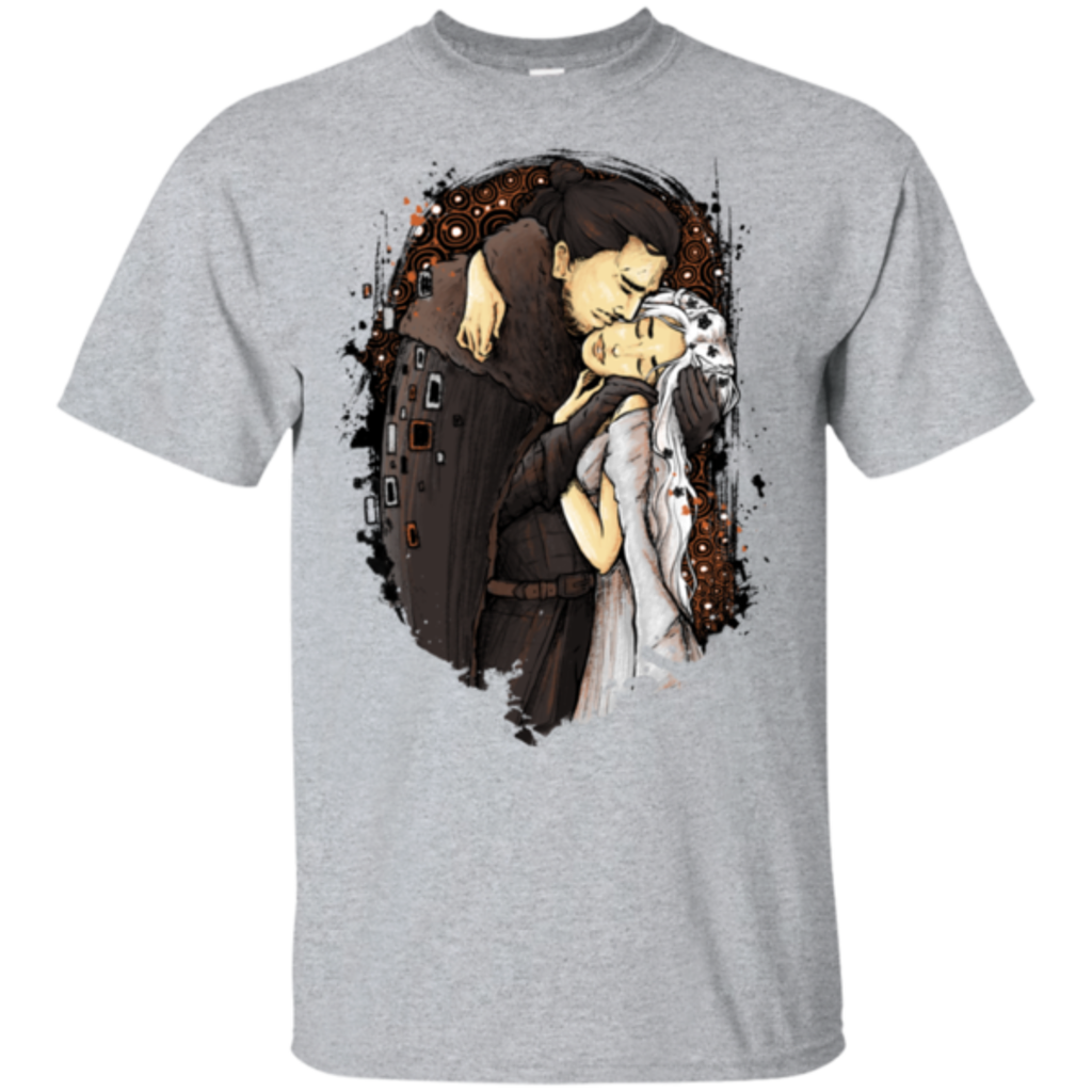 Pop-Up Tee: Game of Kisses