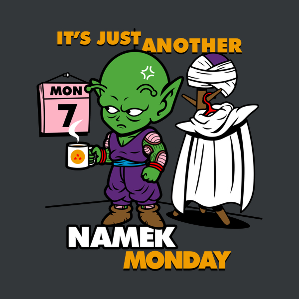 NeatoShop: It's just another namek monday