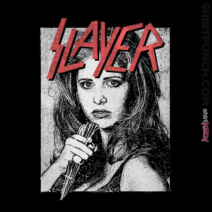 ShirtPunch: The Slayer