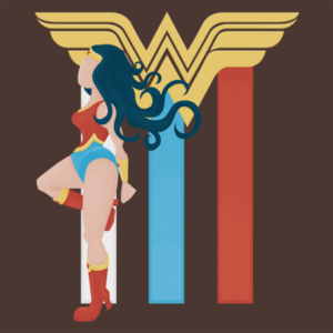 Pop-Up Tee: Powerful Princess