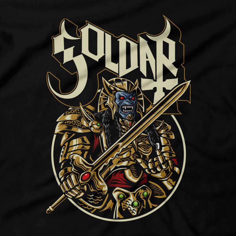 Draculabyte: Alien in Gold