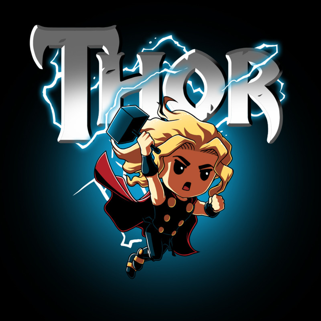 TeeTurtle: Thor Shirt