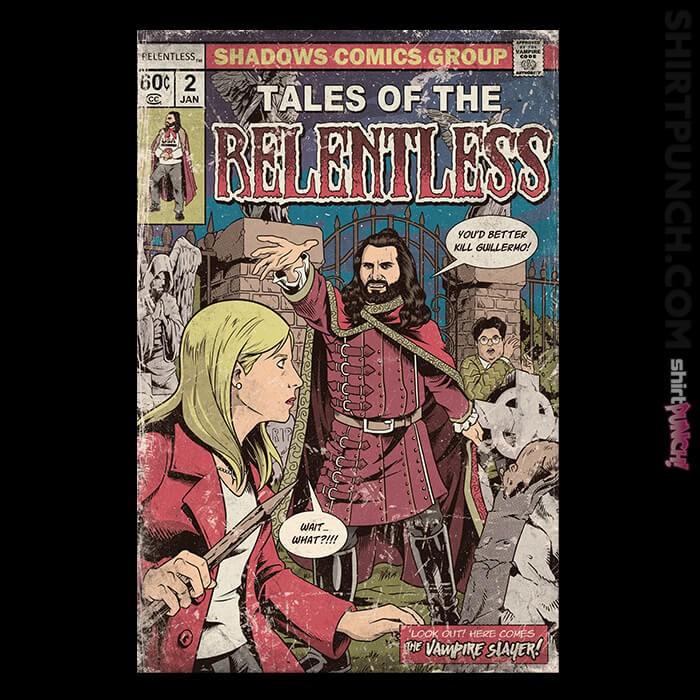 ShirtPunch: The Relentless