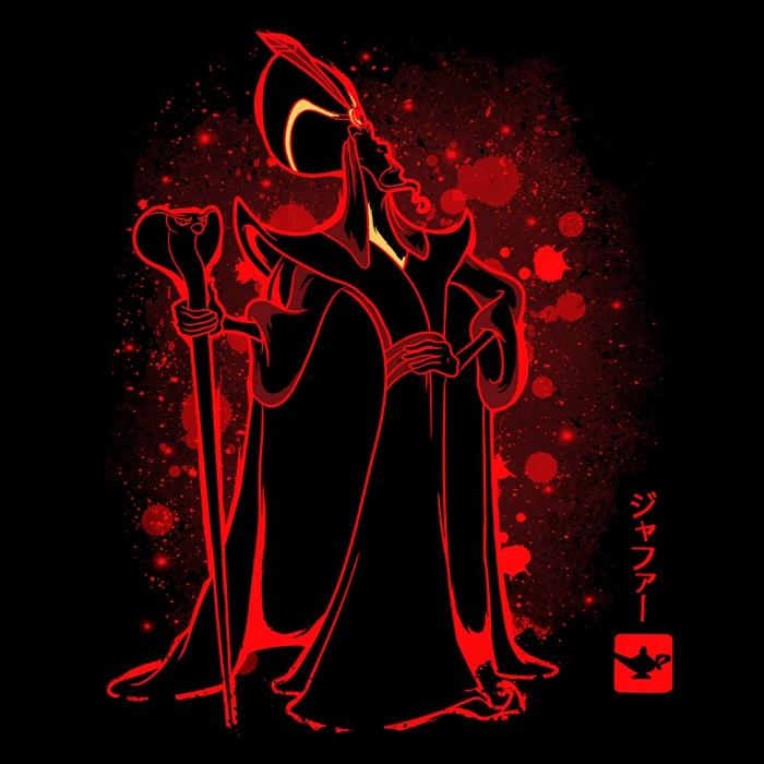 Once Upon a Tee: The Warlock