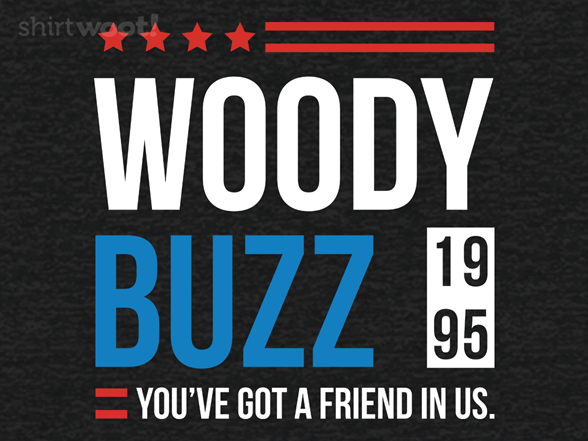 Woot!: Woody & Buzz 1995