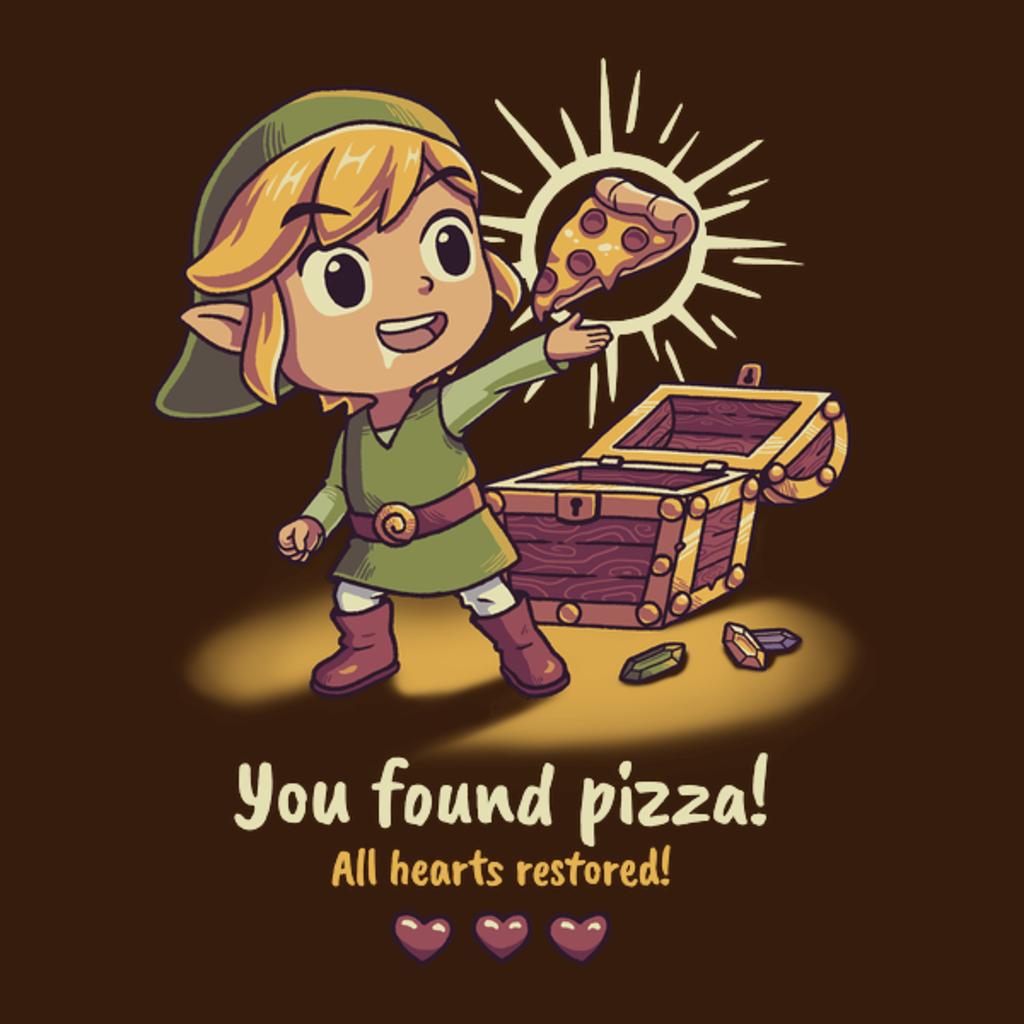 NeatoShop: The Legendary Pizza