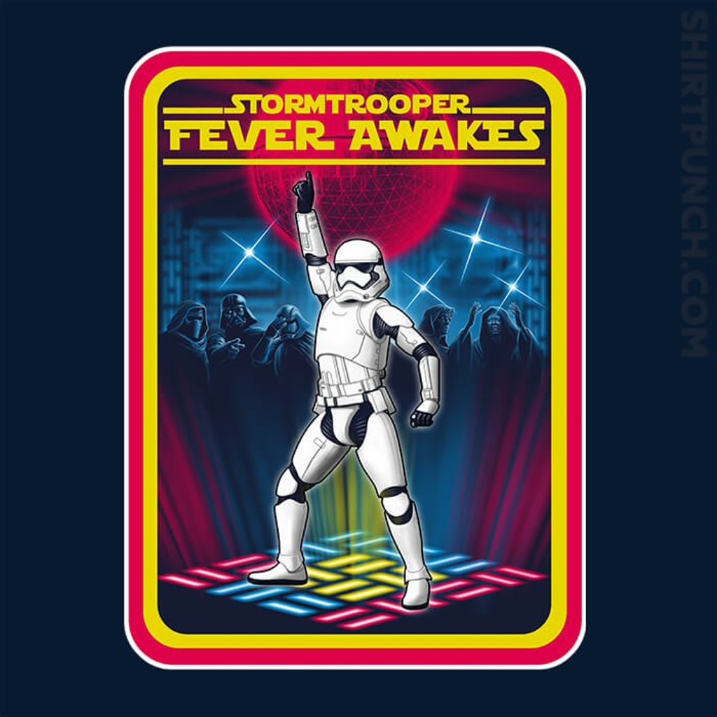 ShirtPunch: Fever Awakes