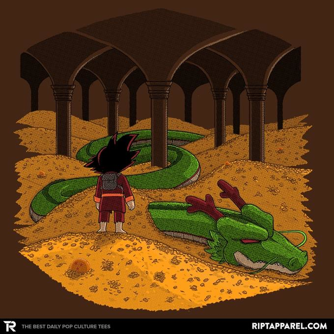 Ript: The Desolation of Shenron