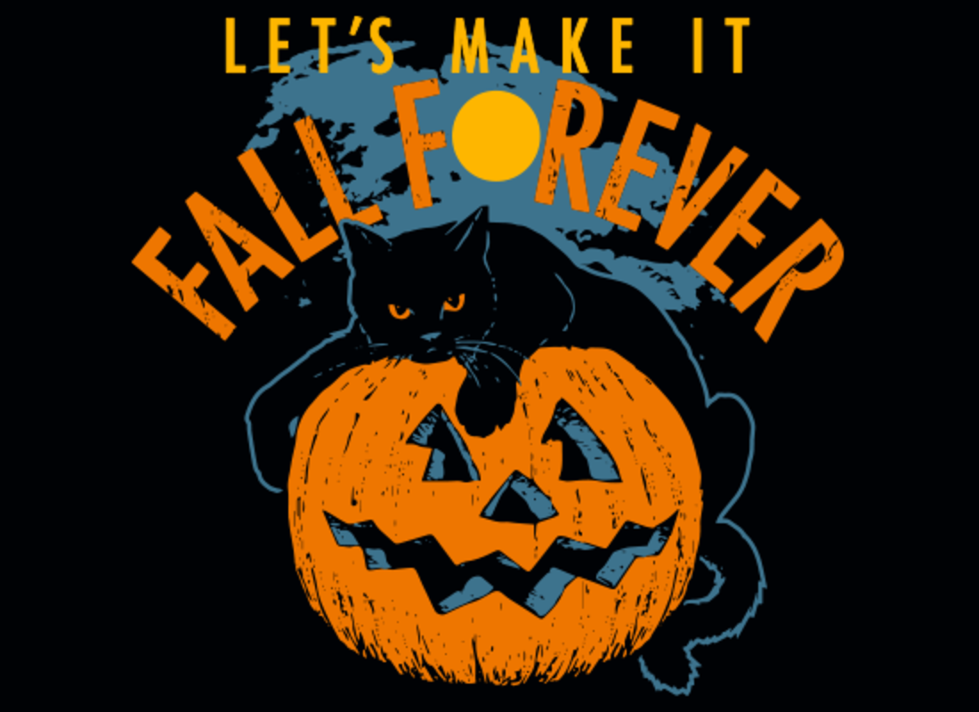 SnorgTees: Fall Forever