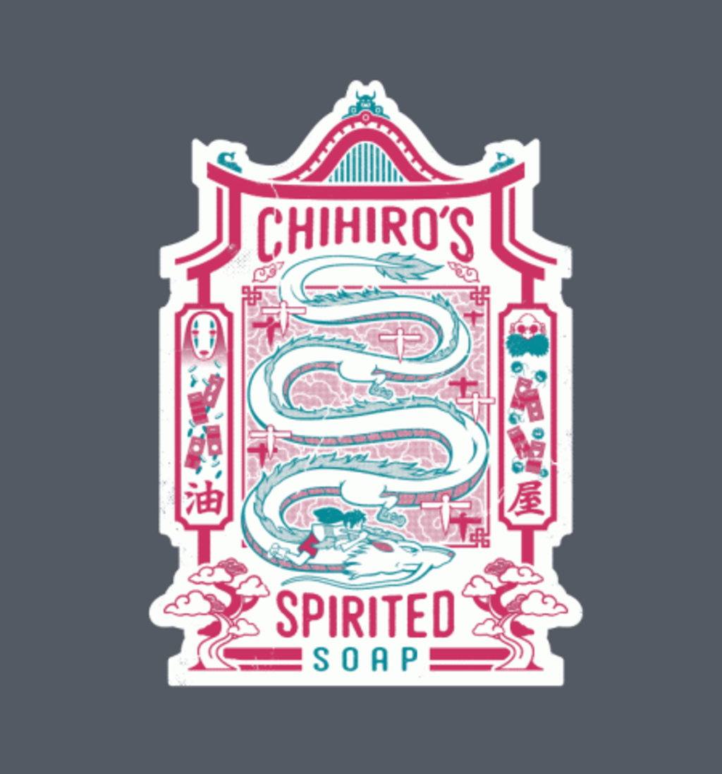 BustedTees: Spirited Soap