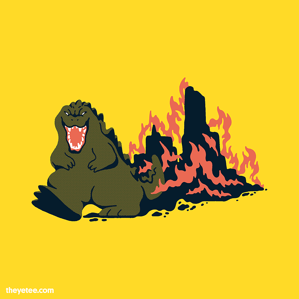 The Yetee: Afternoon Stroll
