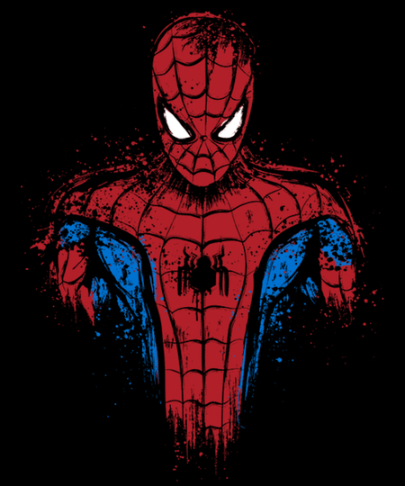 Qwertee: Web-Warrior