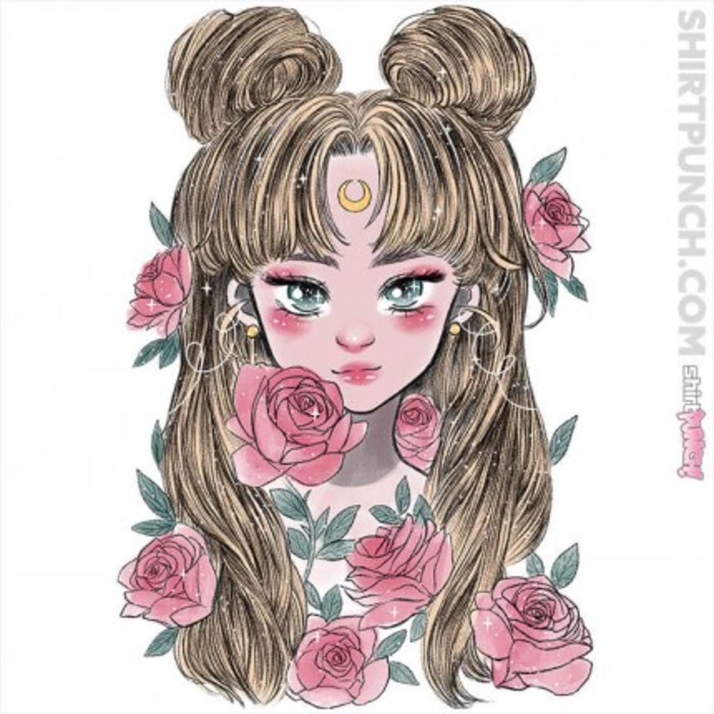 ShirtPunch: Bunny Rose