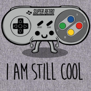 Qwertee: I am still cool