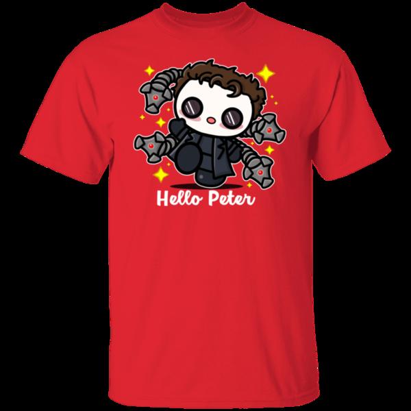 Pop-Up Tee: Hello Peter