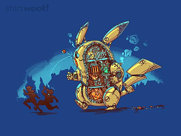 Woot!: Pi-Catch-You X200