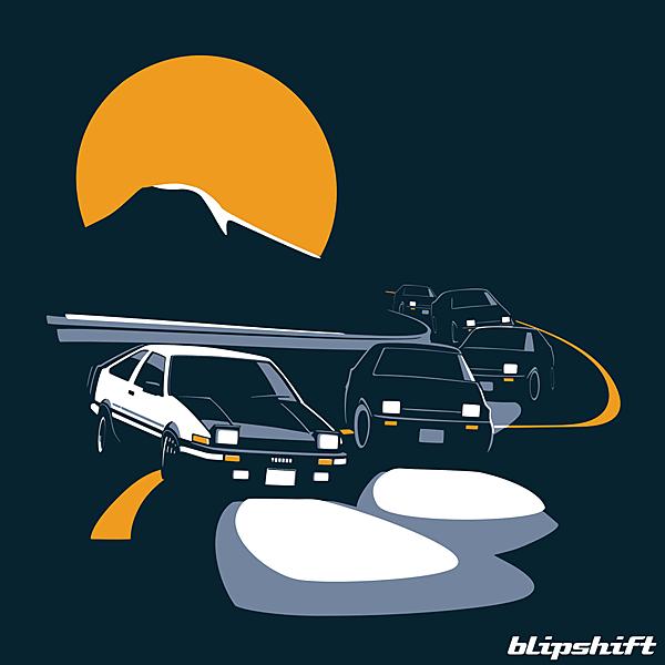 blipshift: Take Touge