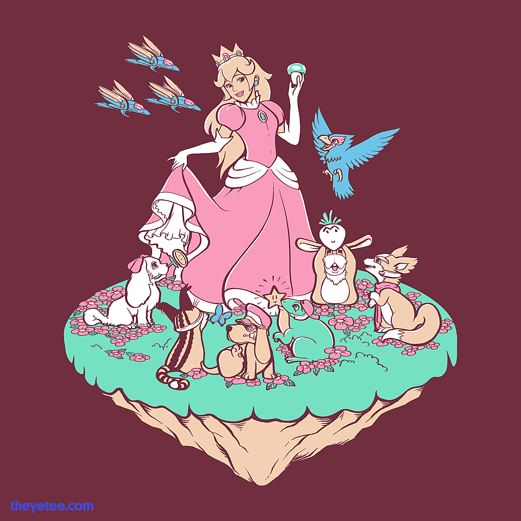 The Yetee: Snow Princess