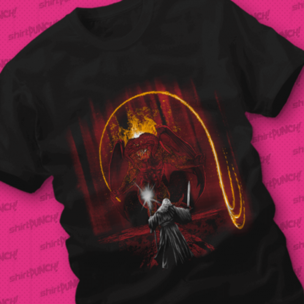 ShirtPunch: Demon of the Ancient World