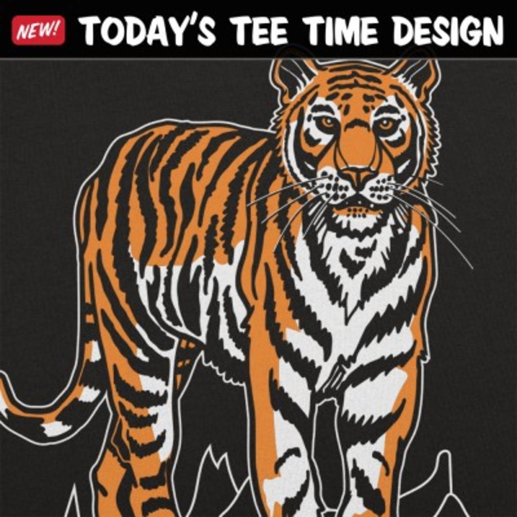 6 Dollar Shirts: Tiger