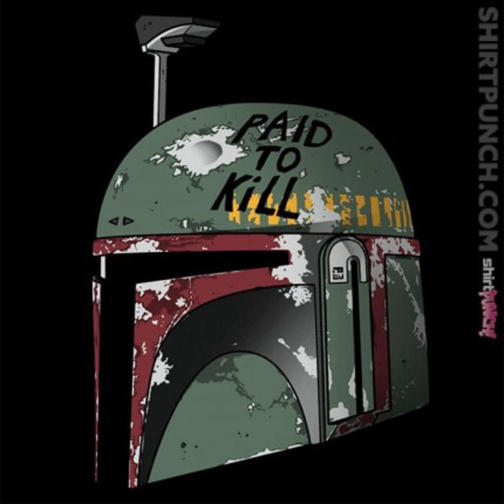 ShirtPunch: Paid to Kill