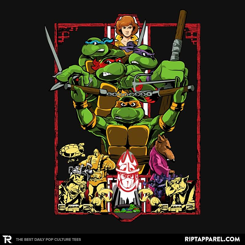 Ript: Enter The Turtles