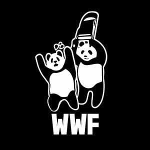 BustedTees: WWF