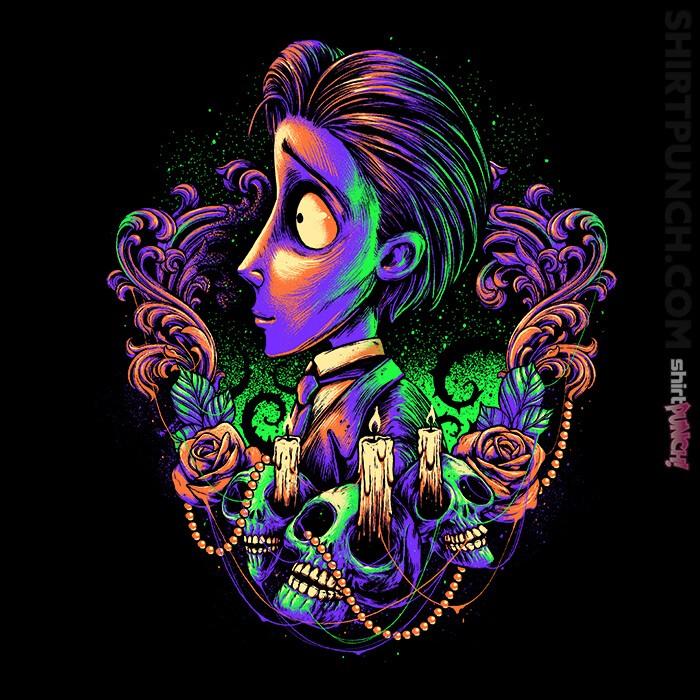 ShirtPunch: Colorful Groom