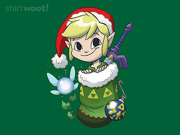 Woot!: Legendary Stocking Stuffer