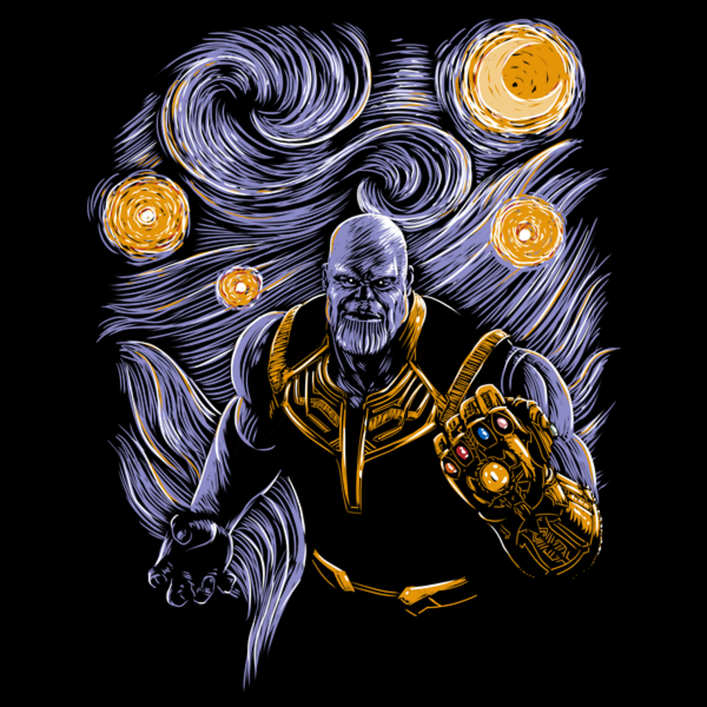NeatoShop: Starry titan
